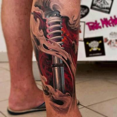 Dicas de tatuagens as melhores (3D)