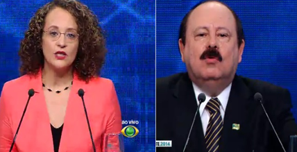 Debate Record Levy Fidelix casamento gay