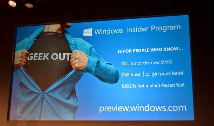 Windows 10; revelado hoje pela Microsoft