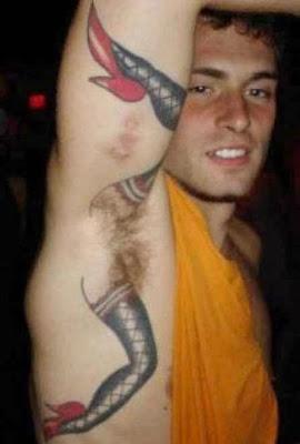 Dicas de tatuagens as melhores (Com pentelhos)